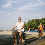 sanur by bicycle