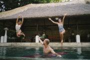 pool hang out