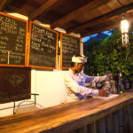 bar in surf camp sanur