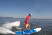 beginner surf lesson sanur